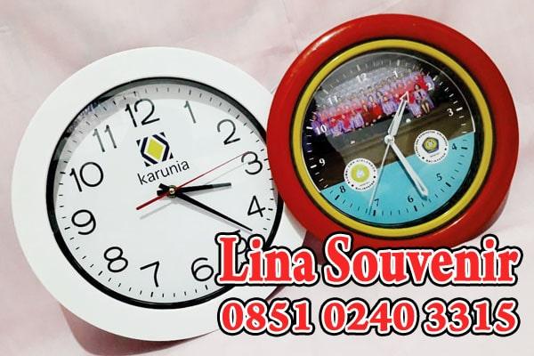 Souvenir Jam Dinding Promosi