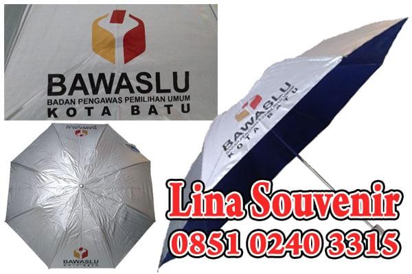 Souvenir Payung Partai Payung Bawaslu