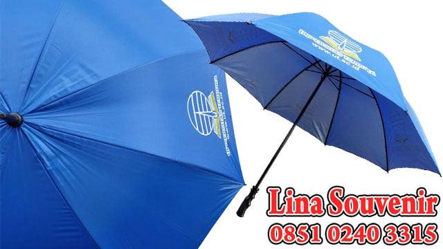 Payung Souvenir Kampus Universitas Terbuka