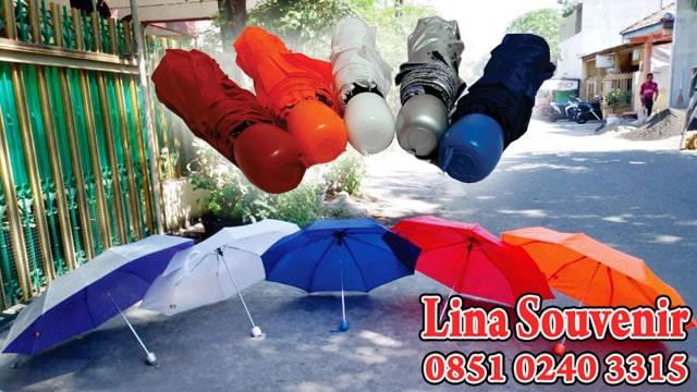 Souvenir Payung Lipat 3